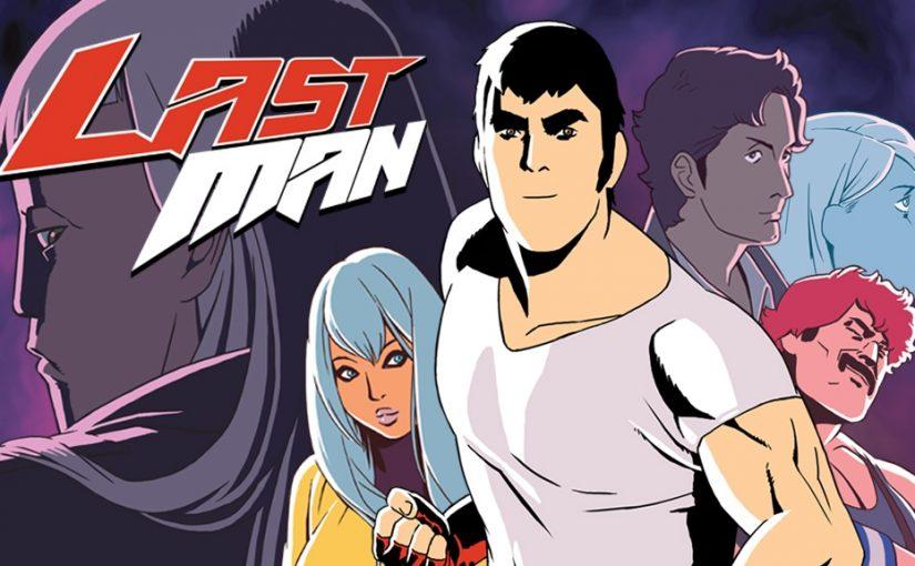 Lastman - série animée